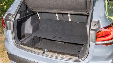 BMW X1 - boot side