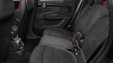 MINI JCW Countryman - rear seats