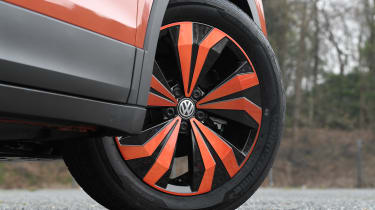 Volkswagen T-Cross - wheel