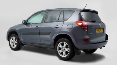 Used Toyota RAV4 - rear