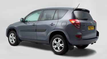 Used Toyota RAV4 - rear