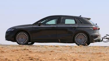 Audi A3 2020 - side