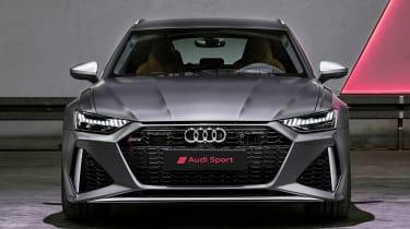Audi RS 6 Avant - full front static
