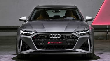 Audi RS 6 Avant - full front static