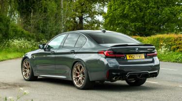 BMW M5 CS - rear static