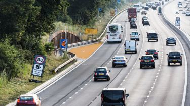 Motorway emergency refuge areas