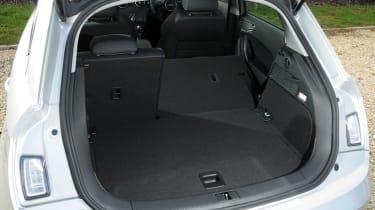 Audi A1 Sportback boot