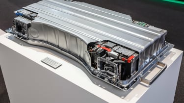 Smart electric drive - battery