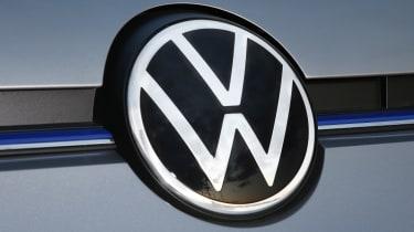 Volkswagen e-up! - badge