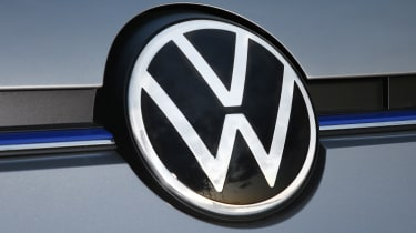 Volkswagen e-up! - badge