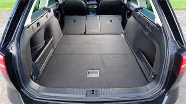 Volkswagen Passat GTE - boot