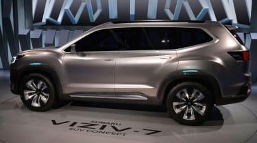 Subaru VIZIV-7 SUV Concept - LA Motor Show side