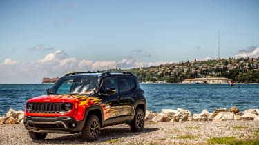 Jeep Renegade Hell's Revenge static exterior