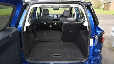 Ford EcoSport - boot
