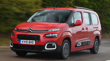 Citroen Berlingo - best 7-seater cars