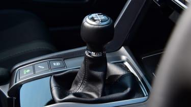 Honda Civic - gear