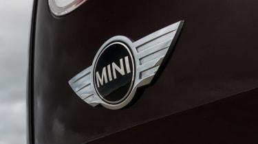 MINI Clubman long-term - badge
