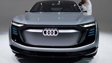 Audi Elaine concept - full front