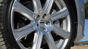 Volvo V90 - wheel detail