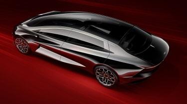 Aston Martin Lagonda Vision concept - rear static