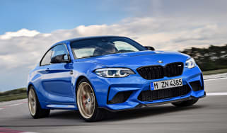 BMW M2 CS - front action