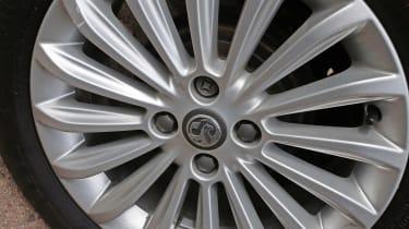 Used Vauxhall Adam - wheel