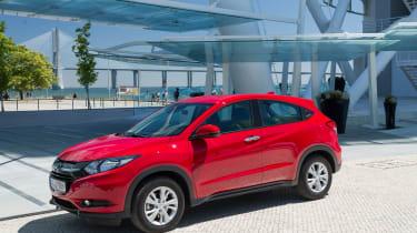 Honda HR-V - side
