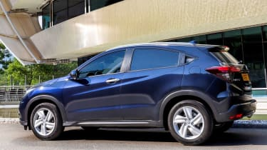 Honda HR-V 2018 facelift - side