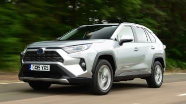 Toyota RAV4 - front