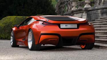 BMW M1 Hommage - rear