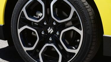Suzuki Swift Sport - wheel detail