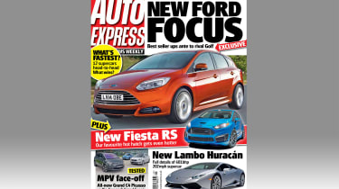 Auto Express Issue 1,300