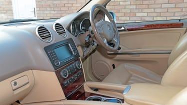 Used Mercedes M-Class - interior