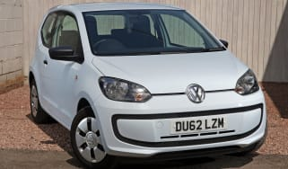 Used Volkswagen up! - front