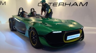 Caterham AeroSeven revealed
