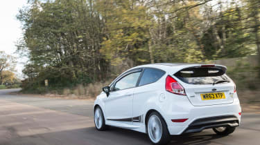Ford Fiesta 1.0 Mountune - rear
