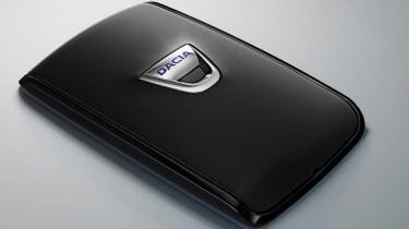 2018 Dacia Duster key