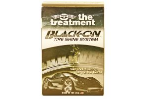 The Treatment Black-On Tire Shine System