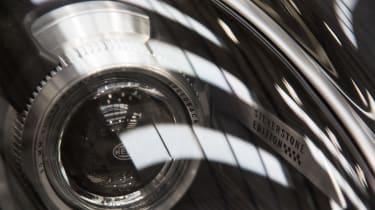 David Brown Speedback Silverstone Edition - headlights