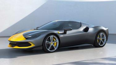 Ferrari 296 GTB Assetto Fiorano - front