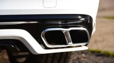 Volvo V60 Polestar Engineered - exhausts