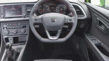SEAT Full Link - Leon interior