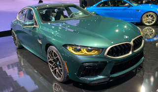 BMW M8 Gran Coupe - Los Angeles front