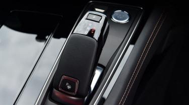 Peugeot 508 SW estate gear lever