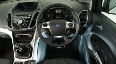 Ford C-MAX (used) - dash