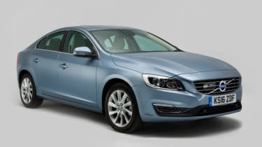 Used Volvo S60 - front