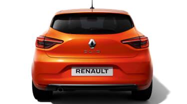 Renault Clio - studio full rear