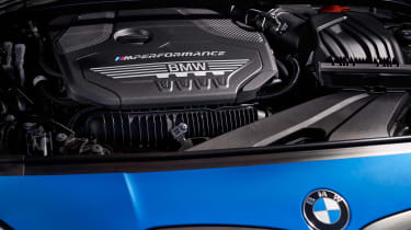 New BMW M135i 2019 1 Series engine