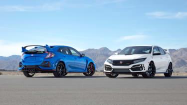 Honda Civic Type R 2020 - twin