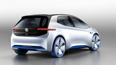 Volkswagen ID Concept - rear quarter
